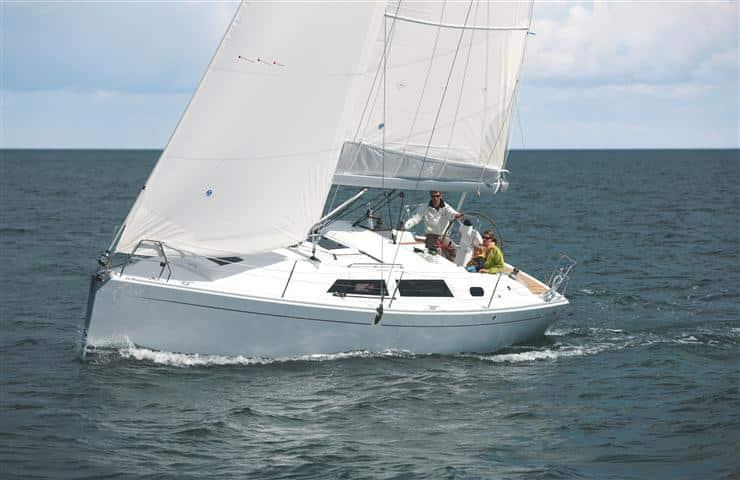 hanse-355-charter-croatia-rental