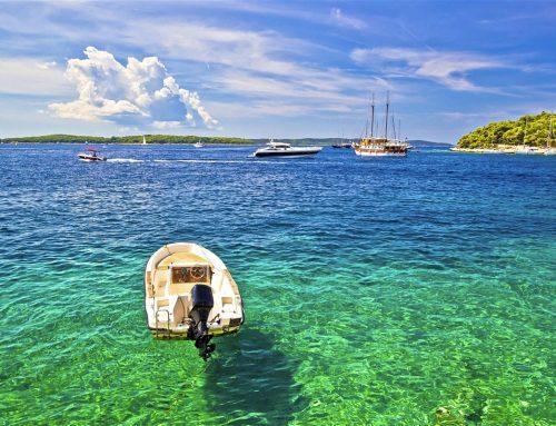 Croatia Sailing Holidays video of Pakleni Islands