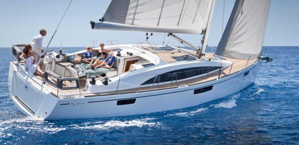 Sailboat charter Croatia
